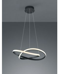 TRIO COURSE HANGLAMP INCL 1XLED 27W 3000K 2700LM