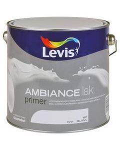 LEVIS AMBIANCE LAK PRIMER 2.5L 0001 WIT