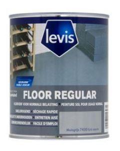 LEVIS FLOOR REGULAR 0.75L 7430 MUISGRIJS