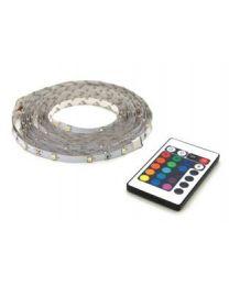 PROLIGHT LED STRIP RGB 5M + AFSTANDSBEDIENING