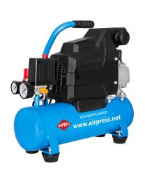 AIRPRESS COMPRESSOR H185-6 8BAR 1.5PK