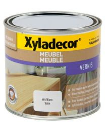XYLADECOR MEUBEL VERNIS SATIN 0.5L WIT