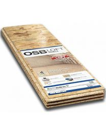 OSB3 LOFT 18MM 1.17M2 TAND EN GROEF 3ST/PAK