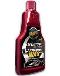 MEGUIARS DEEP CRYSTAL STEP 3 WAX-LIQUID