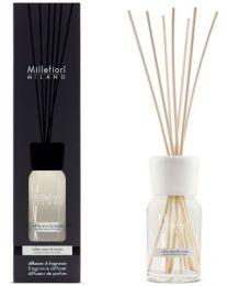 MILLEFIORI REED DIFFUSER 100ML WHITE MINT & TONKA