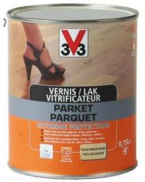 VERNIS/LAK PARKET EXTREME PROTECTION 0.75L KLEURLOOS MAT