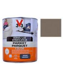 V33 VERNIS/LAK PARKET COLOR 0.75L SATIJN VISON
