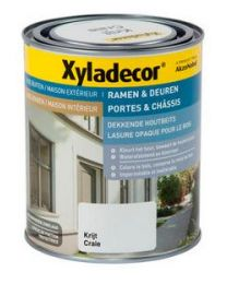 XYLADECOR R&D DEKKENDE BEITS 0.75L KRIJT