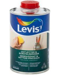LEVIS LV BORSTELREINIGER/ONTVETTER 1L