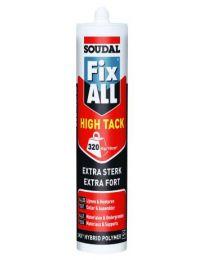 FIX ALL HIGH TACK CLEAR 290ML