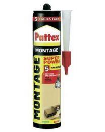 PATTEX SUPER POWER WIT 370GR