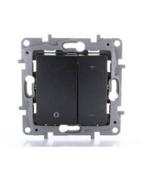 DIMMER LED 3-400W NILOE ANTRACIET