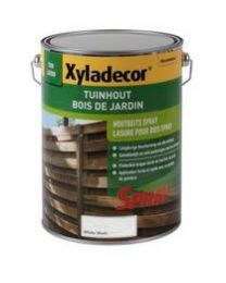 XYLADECOR TUINHOUTBEITS SPRAY 5L WHITE WASH