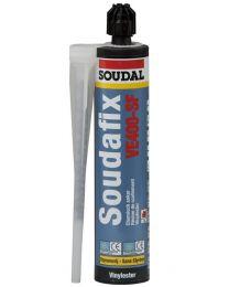 SOUDAL SOUDAFIX CHEMISCH ANKER 280ML VE400-SF