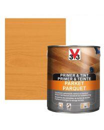 V33 PRIMER & TINT PARKET 2,5L MIDDEN EIK