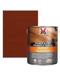 V33 PRIMER & TINT PARKET 2,5L TEAK