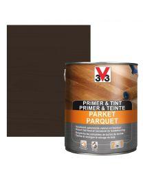 V33 PRIMER & TINT PARKET 2,5L WENGÉ