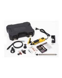 POWX1341 ROTERENDE MULTITOOL 180W +126ACCESSOIRES