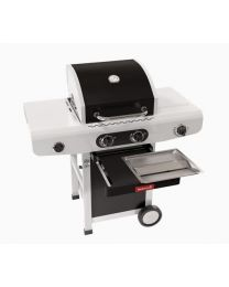 BARBECOOK GASBARBECUE SIESTA 210 BLACK 10PERS