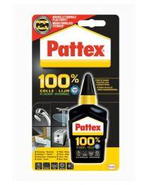 PATTEX 100% 50GR TRANSPARANT