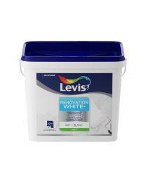 LEVIS WHITE+ RENOVATION WHITE 5L
