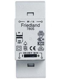 FRIEDLAND BELTRANSFORMATOR 8V 1A D780
