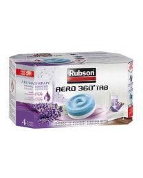 AERO 360 NAVULLING 4 X 450G LAVENDEL