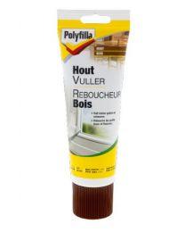 POLYFILLA HOUTVULLER WIT 330 GR