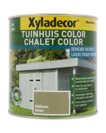 XYLADECOR TUINHUIS COLOR MAT OLIJFBOOM 1 L