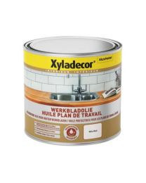 XYLADECOR WERKBLADOLIE WHITE WASH 500 ML
