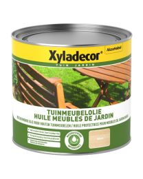 XYLADECOR TUINMEUBELOLIE NATUREL 0.5L