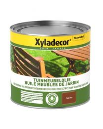 XYLADECOR TUINMEUBELOLIE TEAK 0.5L