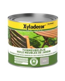 XYLADECOR TUINMEUBELOLIE GREY WASH 0.5L