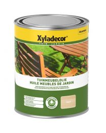 XYLADECOR TUINMEUBELOLIE NATUREL 1L