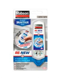 RUBSON RENEW SANITAIR KIT 100ML GRIJS
