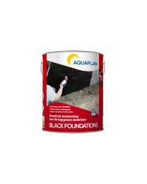 AQUAPLAN BLACK FOUNDATIONS 4L