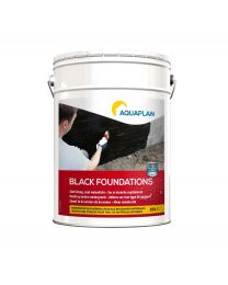 AQUAPLAN BLACK FOUNDATIONS 20L