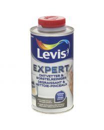LEVIS EXPERT BORSTELREINIGER EN ONTVETTER 500ML