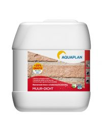 AQUAPLAN MUUR-DICHT 10L + 25%
