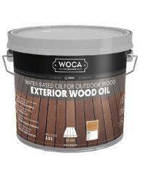WOCA EXTERIOR OIL EXCLUSIVE GRIJS 2.5L