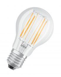 OSRAM LED RETROF CLA75 E27 8W WW FIL.
