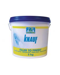 KNAUF VULPASTA FILLER TO FINISH 5 KG