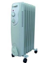 PCL305 OLIEGEVULDE RADIATOR 7 ELEMENTEN 1500W