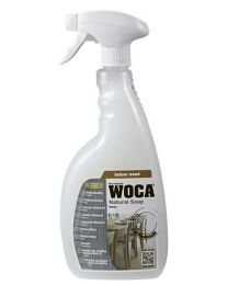 WOCA TRIP TRAP NATUURZEEP SPRAY 750ML WIT