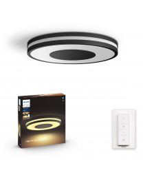 BEING HUE CEILING LAMP BLACK 1X27W 24V