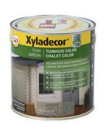 XYLADECOR TUINHUIS COLOR 2.5L NEVELGRIJS