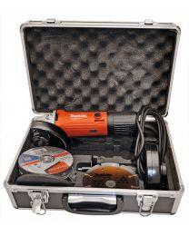 MAKITA M9503RX1 HAAKSE SLIJPER 125MM 570W