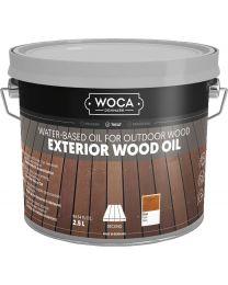 WOCA EXTERIOR OIL EXCLUSIVE TEAK 2.5L