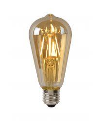 LUCIDE LED LAMP E27 5W AMBER DIMBAAR