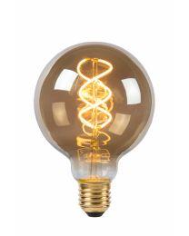 LAMP LED GLOBE 9 5CM5W 180LM 2200K DIM SMOKE
